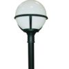 Elstead GLENBEIGH PILLAR Outdoor Lighting Post